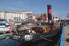 Steam Tug Boat Ramsgate Harbour Kent