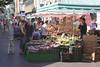 Street Market in Quenn Street Ramsgate Kent