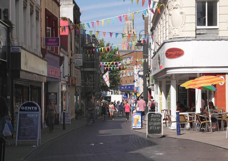 Harbour Street Ramsgate Kent