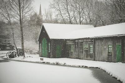 Icy Hideaway