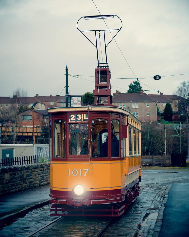 Tram 1017