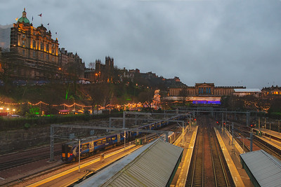 Edinburgh Waverly