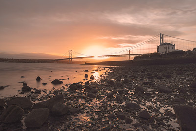 North Queensferry Sunset