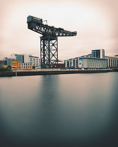 Clydeport on the River Clyde