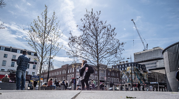 Kings Cross Station London April 2018-2