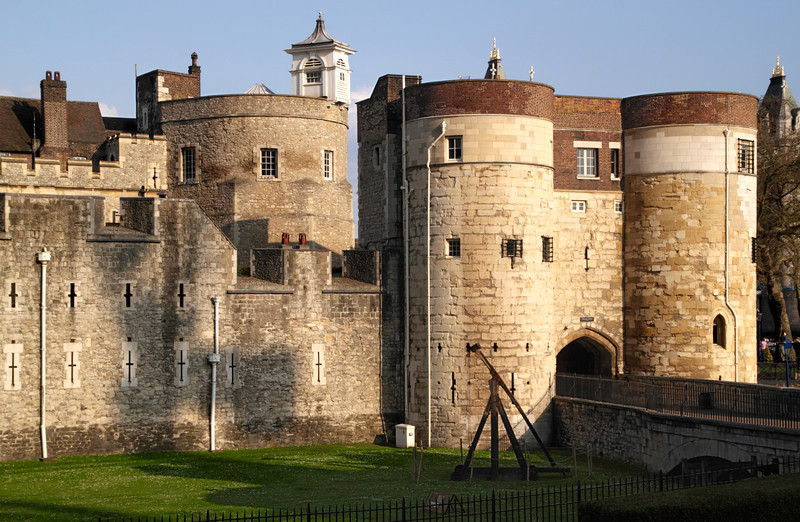 Byward Tower of the Tower of London