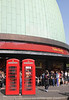 Madame Tussauds Wax Museum Marylebone Road London