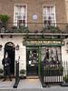 The Sherlock Holmes Museum 221b Baker Street London