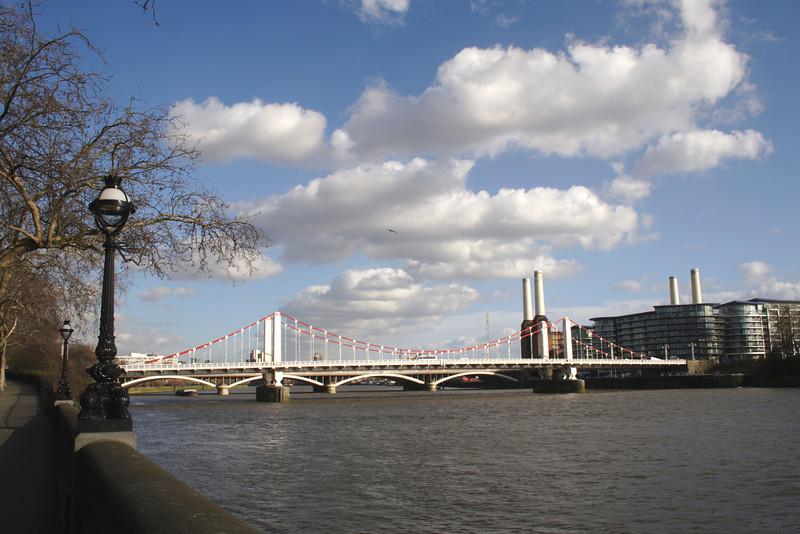 Chelsea Bridge London