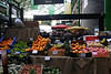 Fruit stall at the Borough Market London