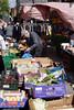 Fruit and Vegetable stall Brick Lane Market London