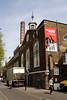 Backyard Market and the Old Truman Brewery Brick Lane London