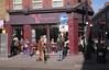 Vintage Store retro clothes shop Brick Lane London