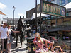 Stables Market Camden London summer 2010