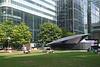 Canada Square Park Canary Wharf Docklands London