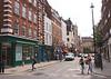 Dean Street Soho London August 2018