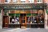 Ede and Ravenscroft Menswear Store Chancery Lane London