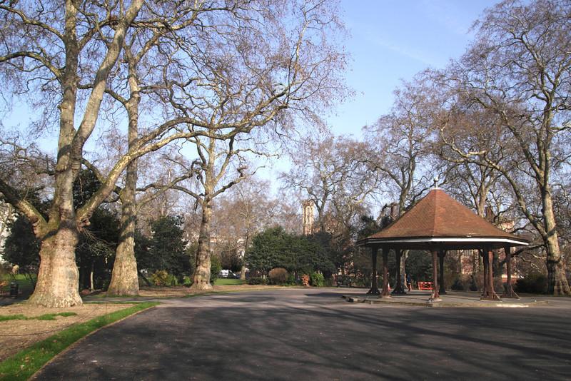 Park at Lincolns Inn Fields London