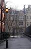 Gate to Staple Inn off High Holborn London