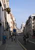 Fleet Street London towards St Pauls Cathedtral