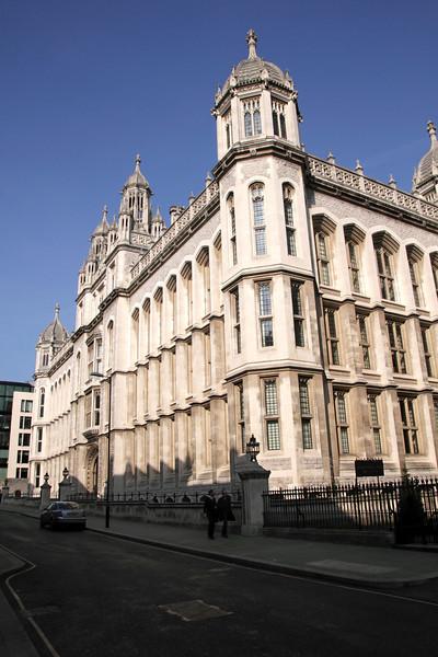 Kings College Library Chancery Lane London