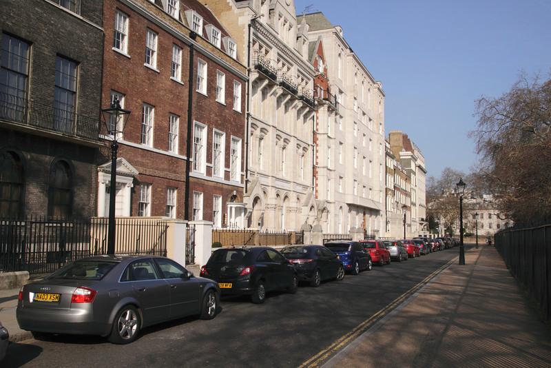 Lincolns Inn Fields London