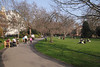 Park at Lincolns Inn Fields London