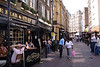 Bear Street off Charing Cross Road London May 2008
