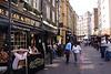 Bear Street off Charing Cross Road London May 2008