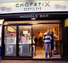 Chopstix Noodle Bar Charing Cross Road London