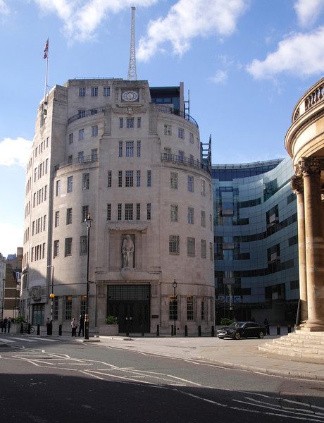 BBC Broadcasting House London