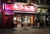 Ciao Italian Cafe bar Charing Cross Road London November 2011