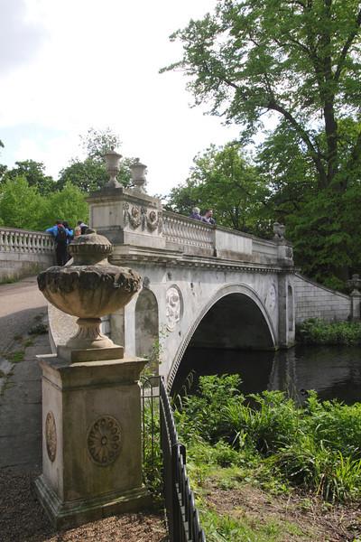 Classic Bridge at Chiswick House Gardens London