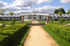 Conservatory at Chiswick House Gardens London