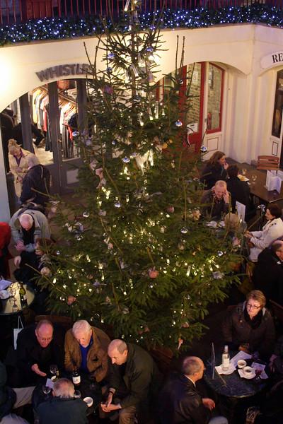 Covent Garden London Christmas Tree 2008