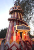 Helter Skelter at Winter Wonderland Hyde Park London Christmas 2011