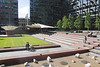 Exchange Square Broadgate in the City of London