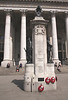 First World War memorial by Royal Exchange Building London