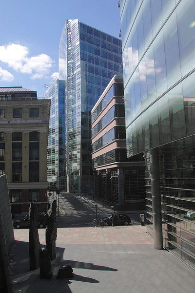 Office Buildings Broadgate London