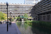 Waterside apartments at the Barbican Centre London