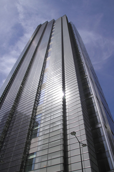 Heron Tower 110 Bishopsgate London