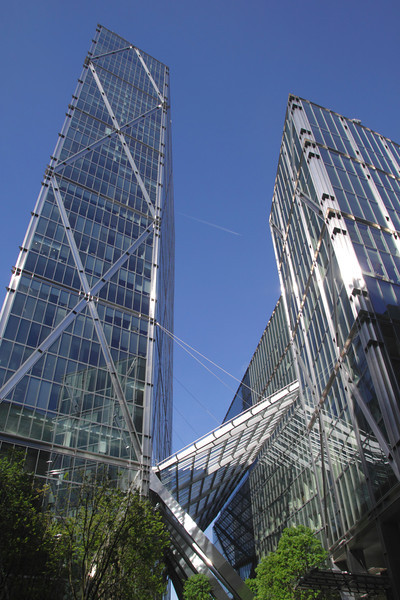 Broadgate Tower in the City of London