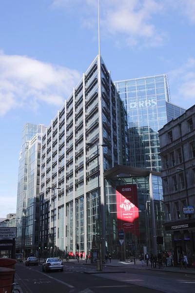 Royal Bank of Scotland Bishopsgate London