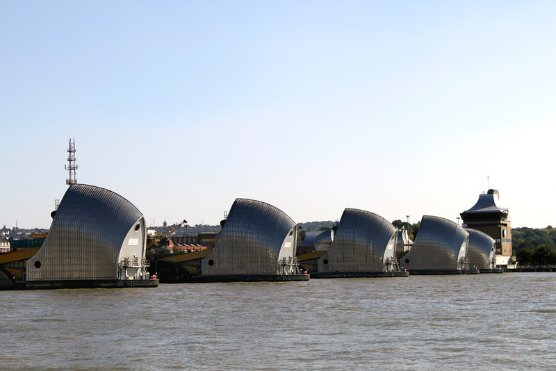 Thames Barrier London