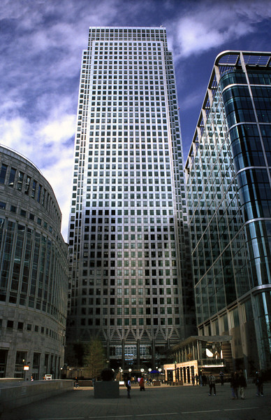 Canada Tower Canary Wharf London