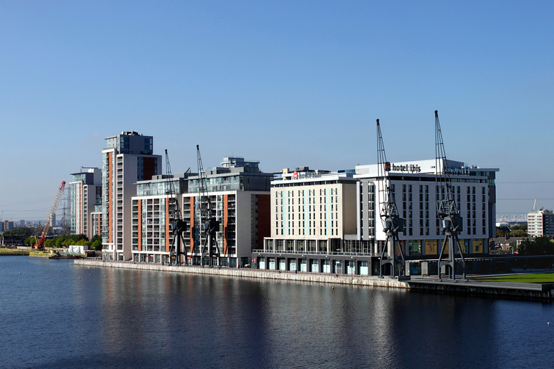 Royal Victoria Dock Docklands London