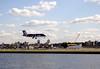Aircraft Landing at London City Airport