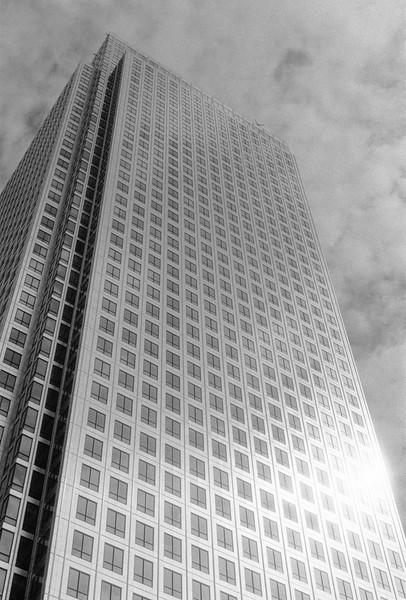 Canada Tower Canary Wharf London