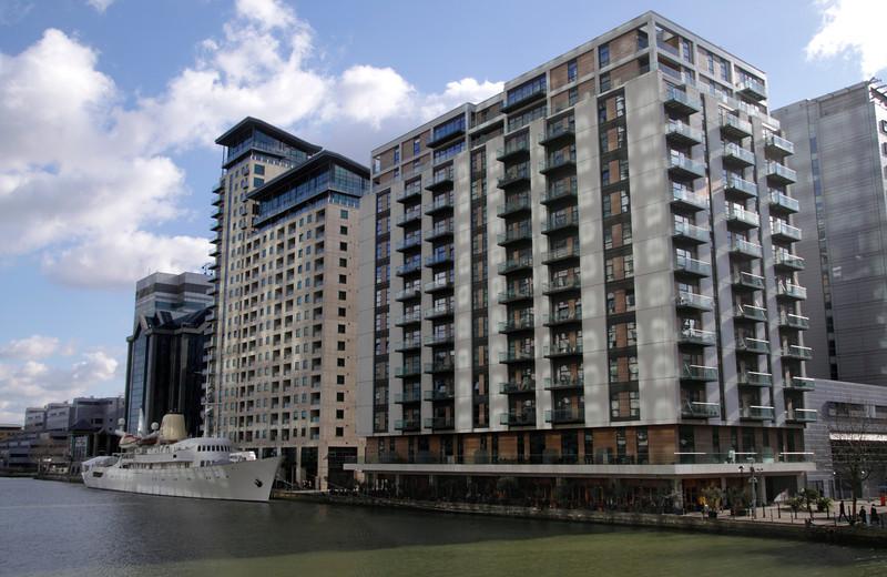 South Quay Docklands London