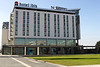 Hotel Ibis at the Royal Victoria Dock London